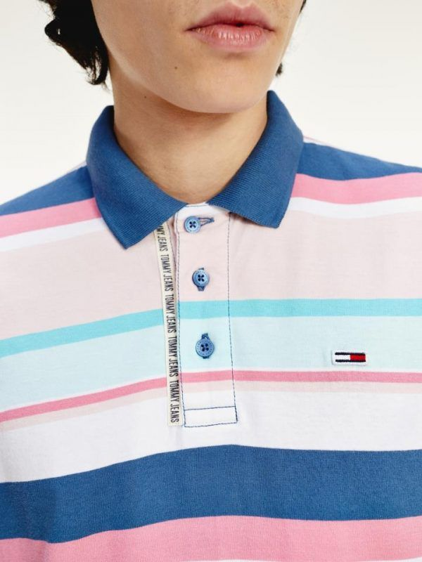 DM08381 2 20200916111123 600x800 - TH MULTI STRIPE POLO I20